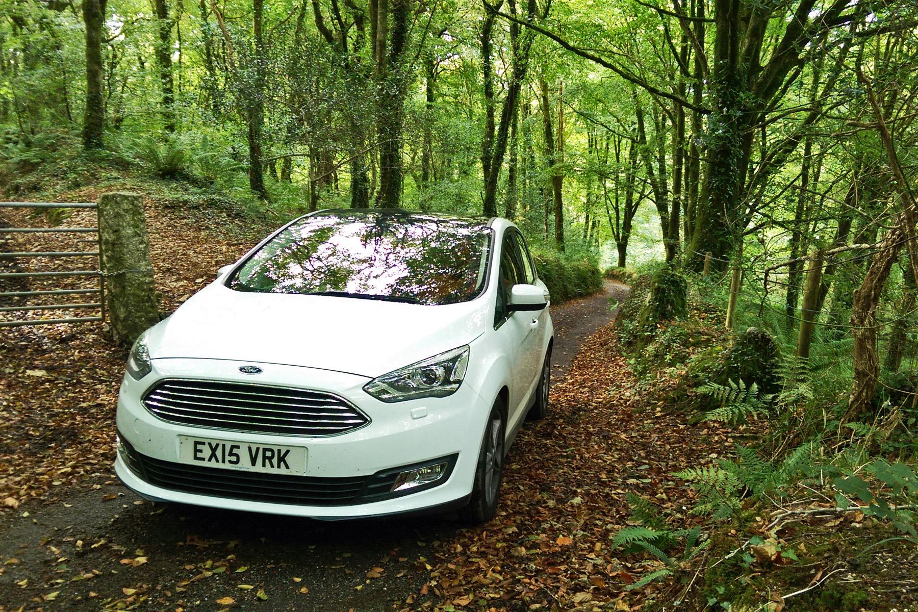 2015 Ford C-Max 1.5 TDCI Titanium X: a week in Cornwall