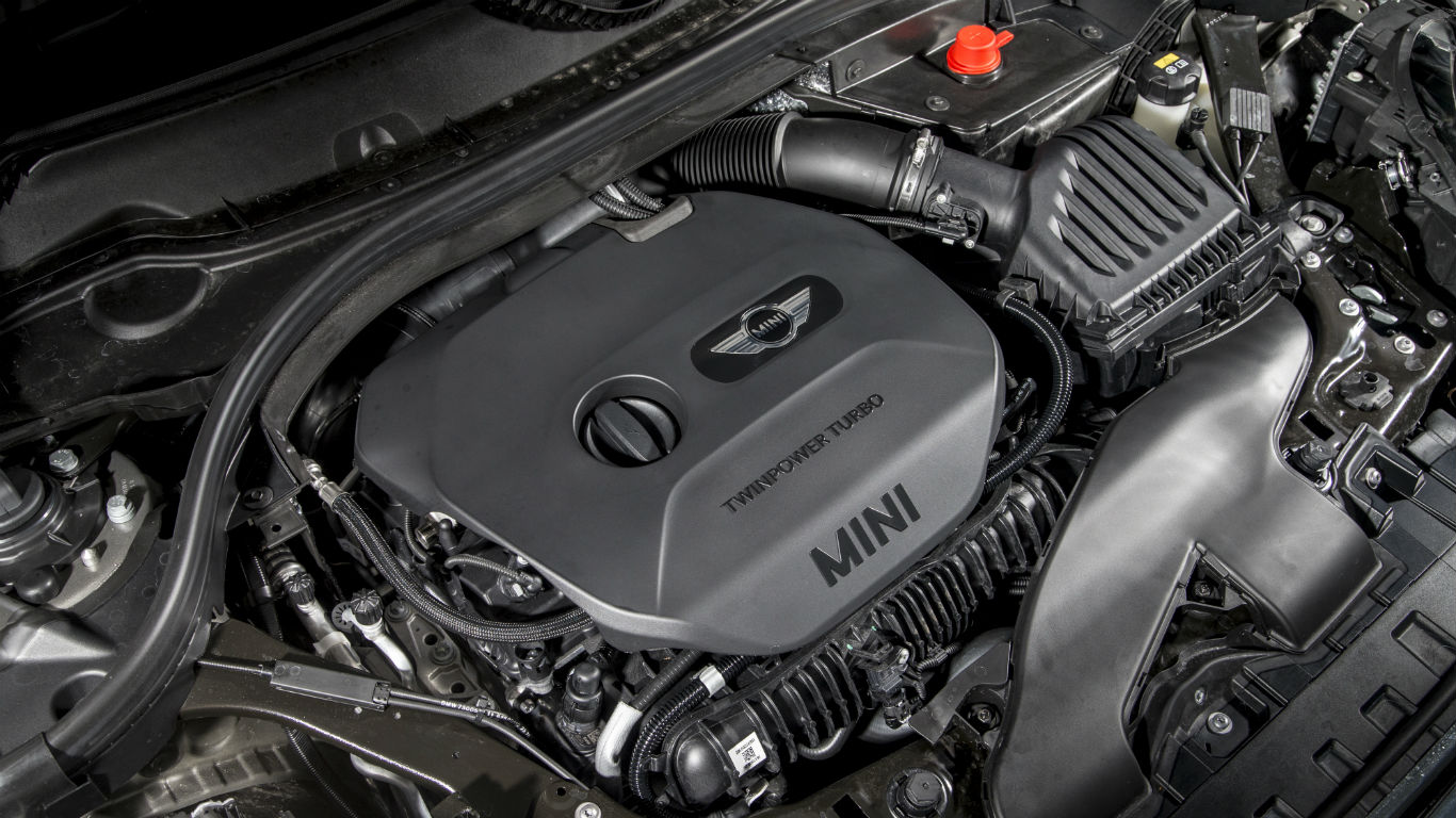 MINI Clubman: which engines does it use?