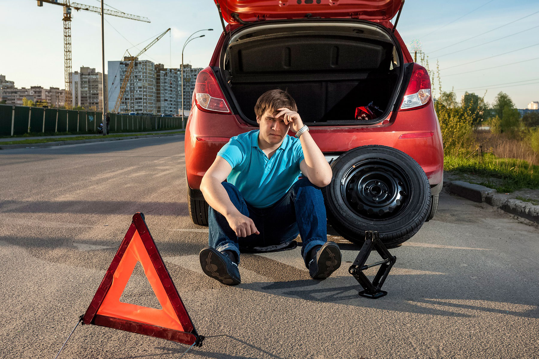 Look after your tyres