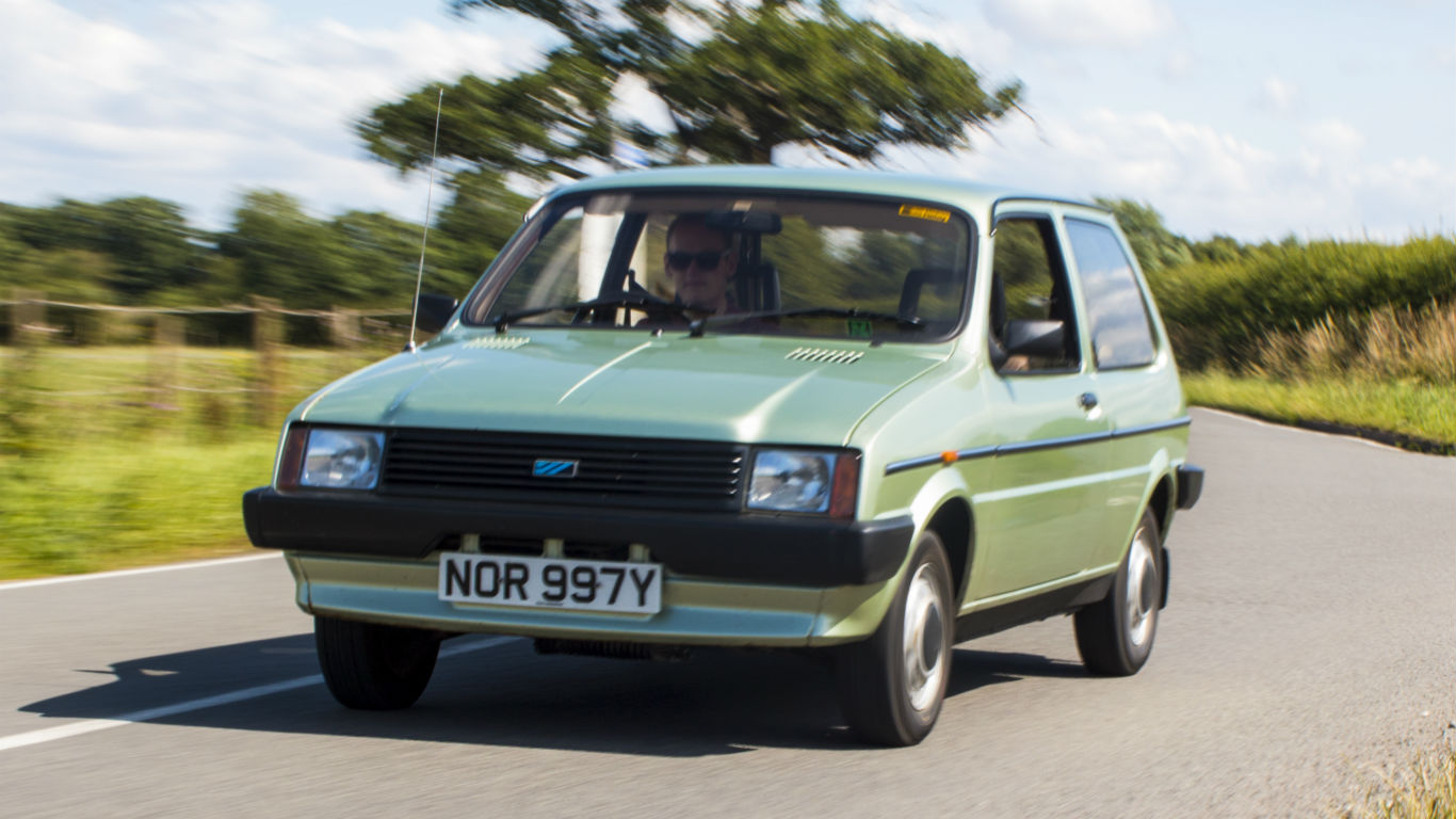 Austin Metro: could I drive it every day?
