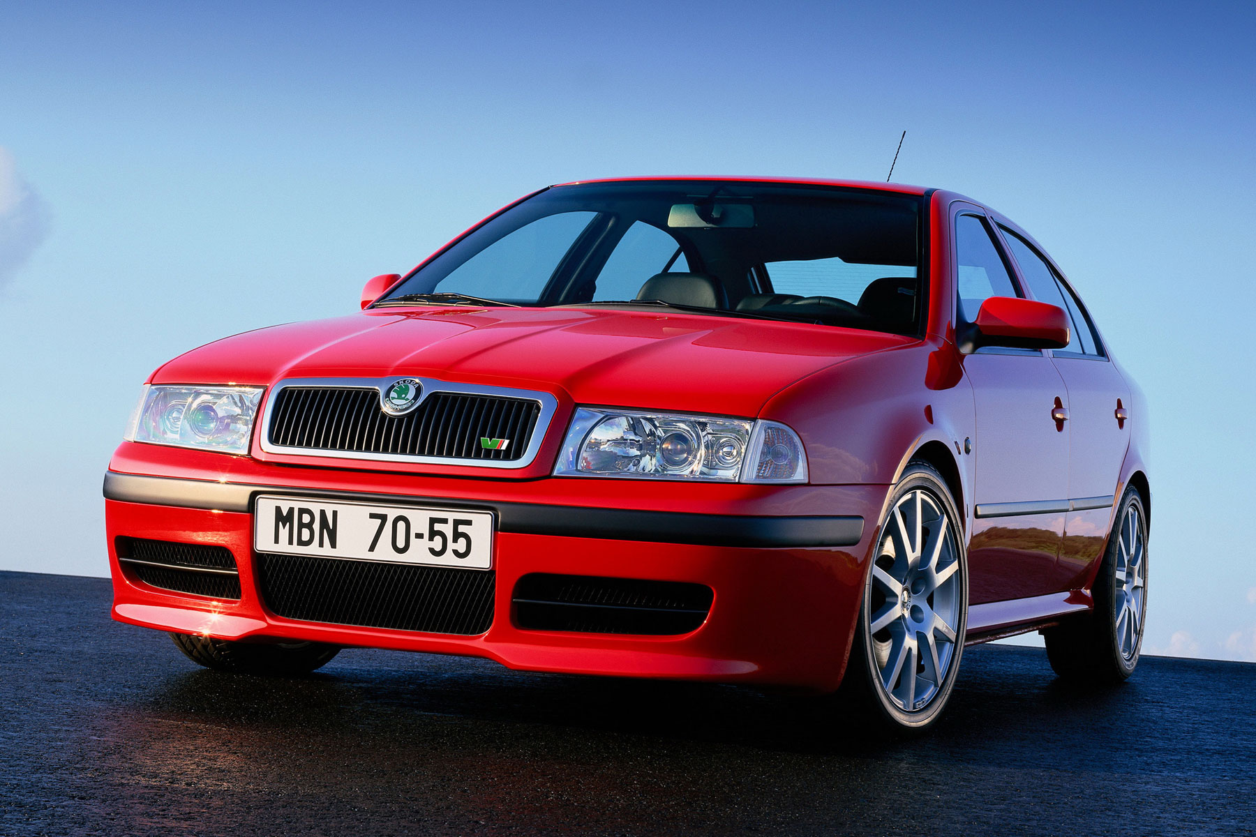 retro road test skoda octavia vrs motoring research. Black Bedroom Furniture Sets. Home Design Ideas