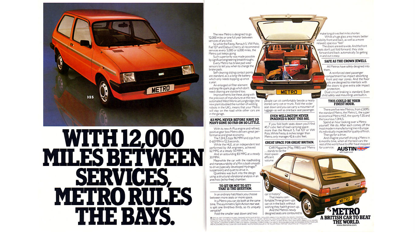 Austin Metro: should I buy one?