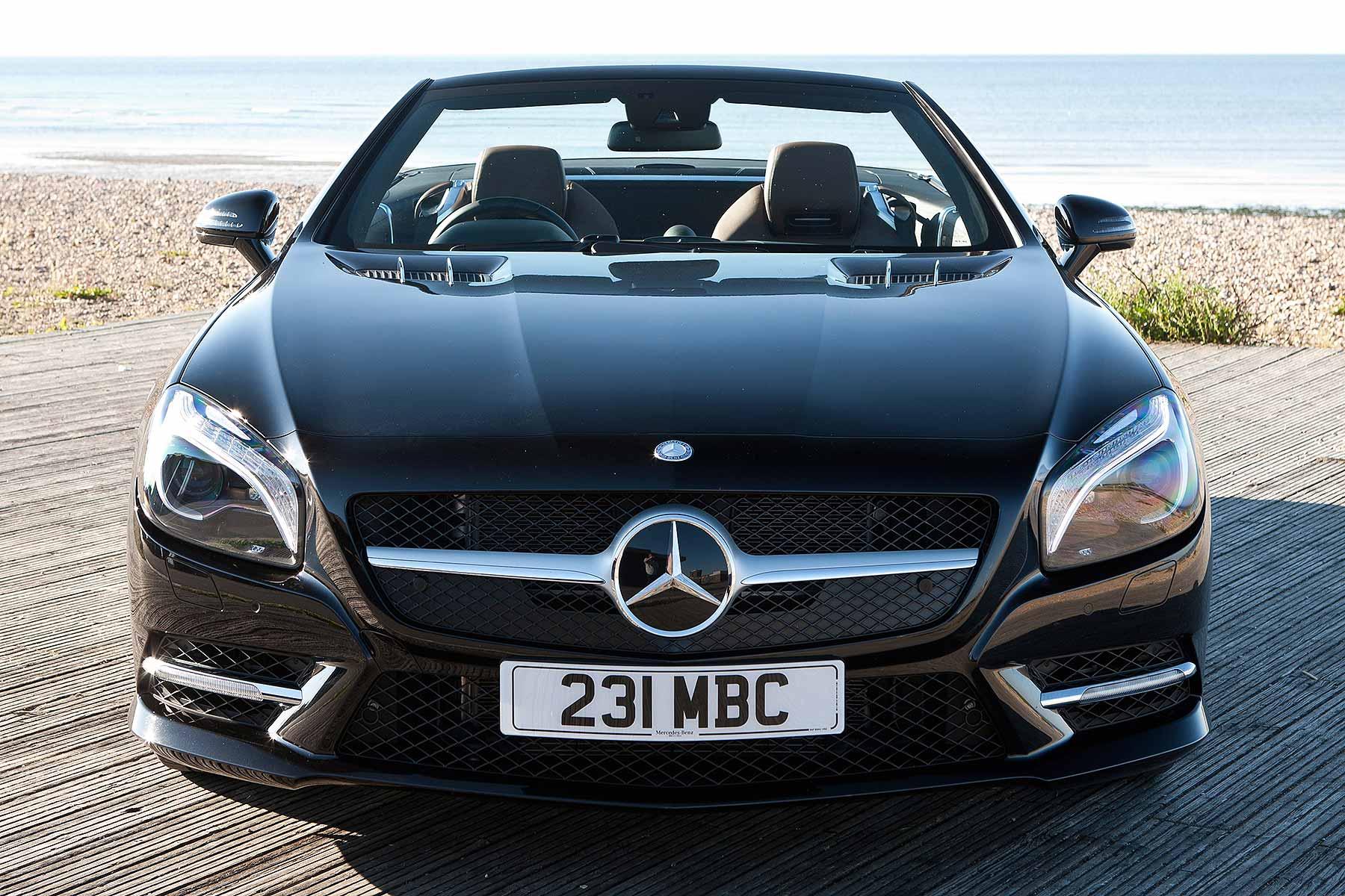 2015 Mercedes-Benz SL