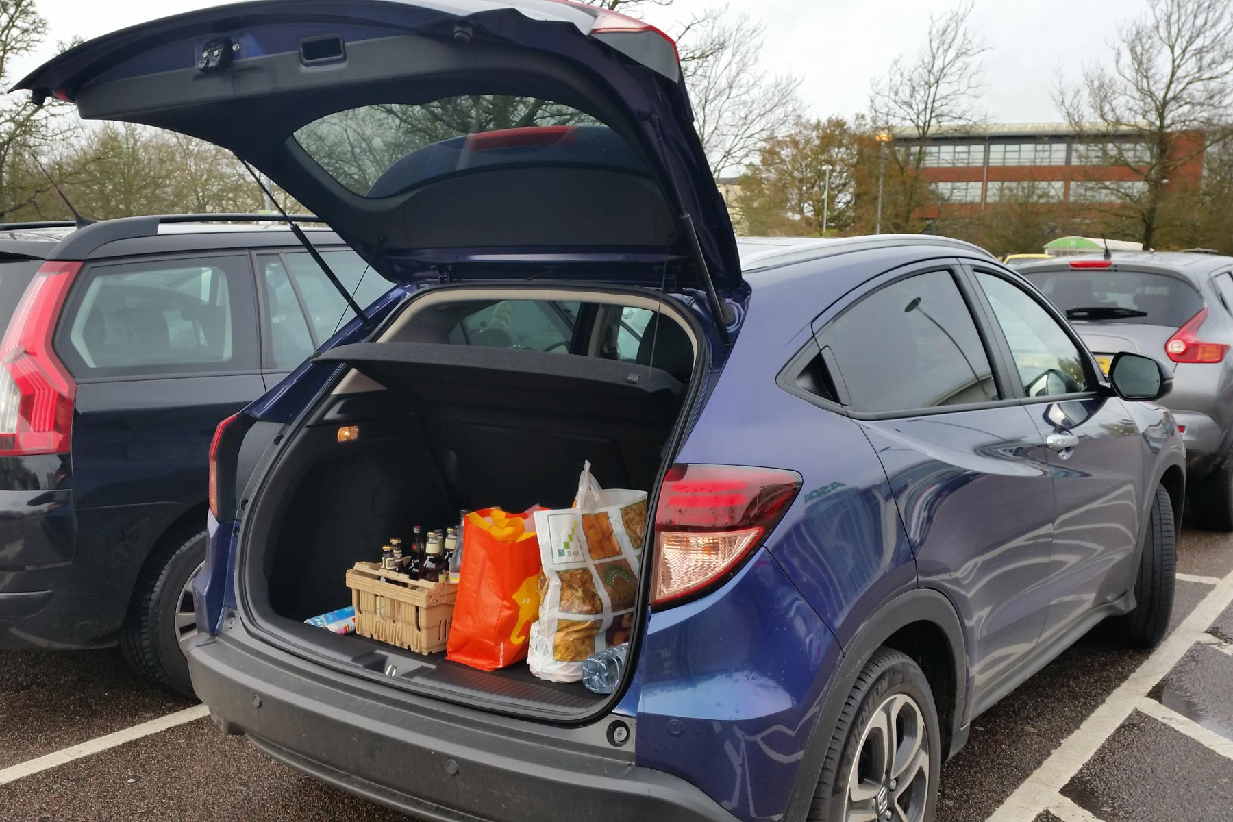 2015 Honda HR-V 1.6 i-DTEC EX: how easy is it to live with?