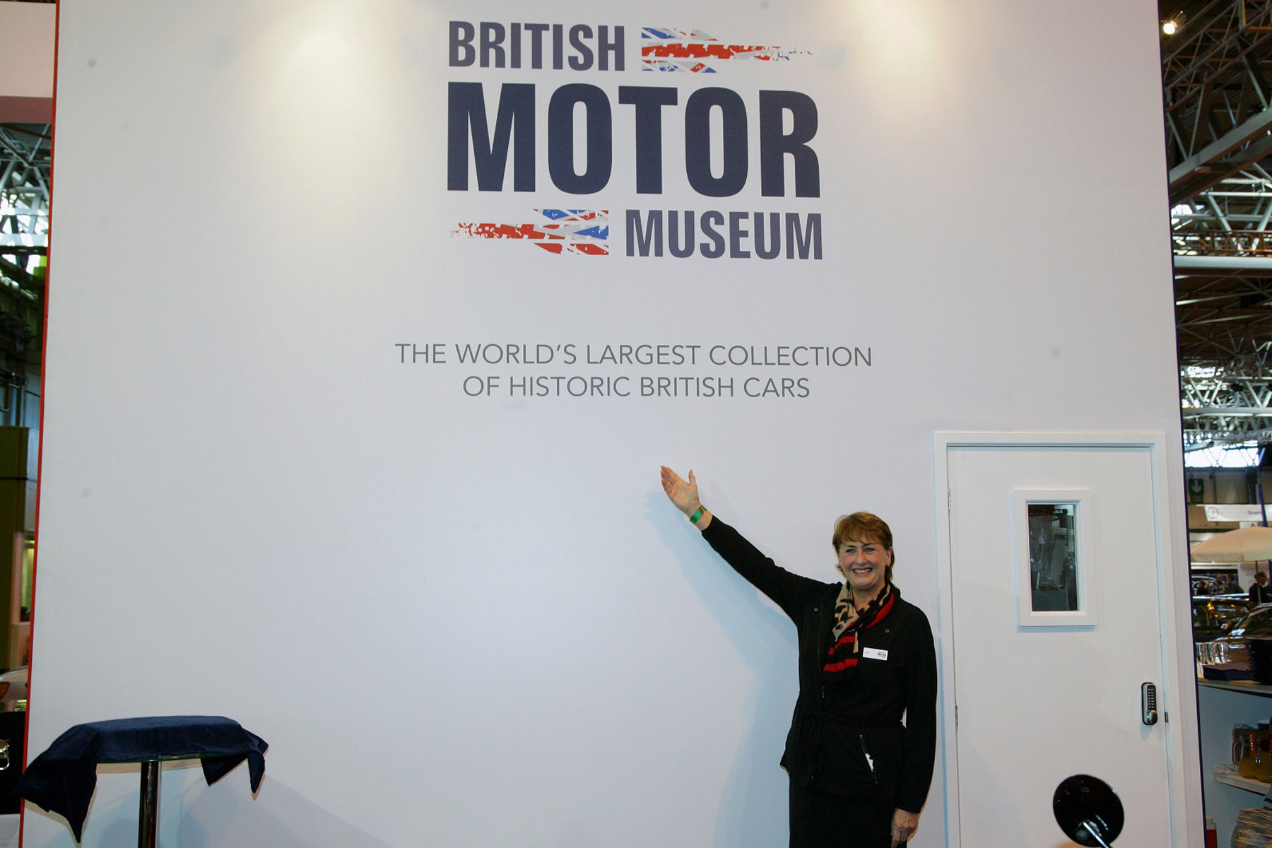 Gaydon Heritage Motor Centre to rebrand as the 'British Motor Museum'