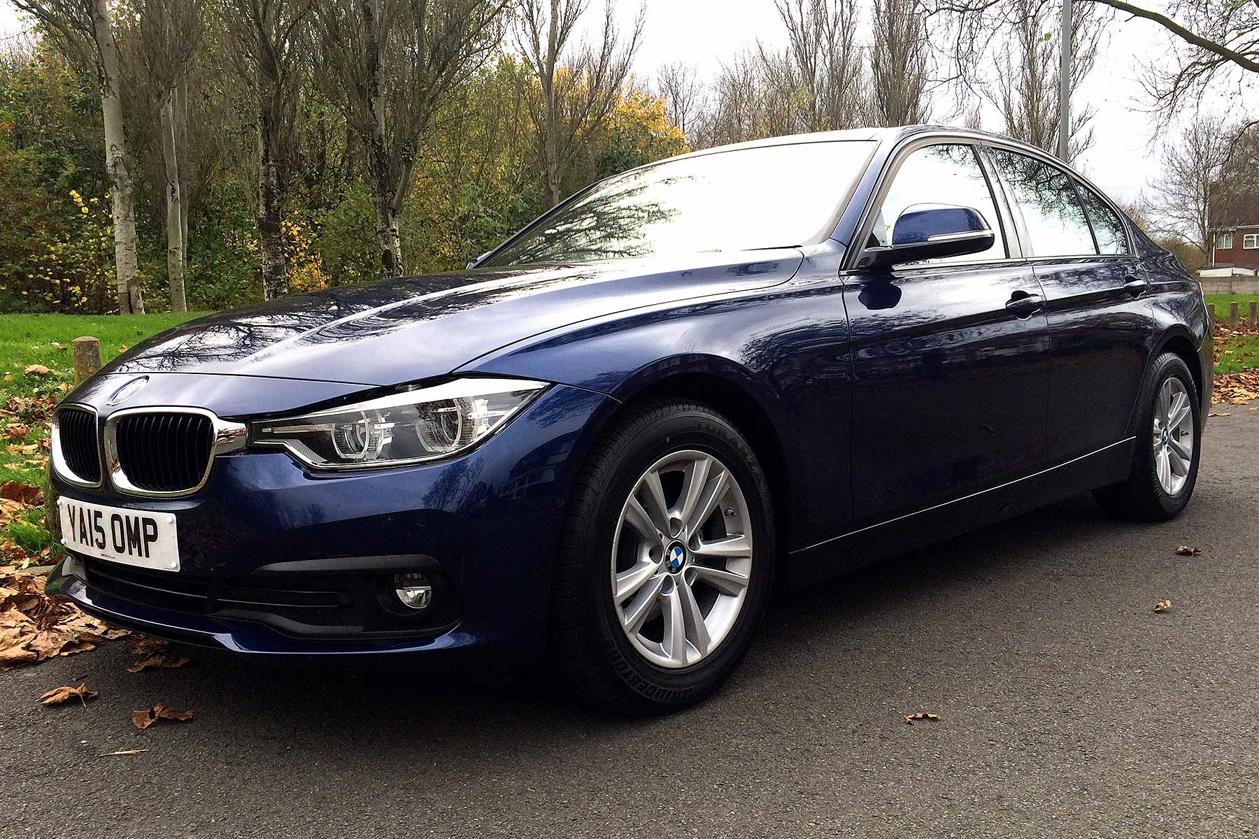 live review 2015 bmw 320d ed plus motoring research. Black Bedroom Furniture Sets. Home Design Ideas