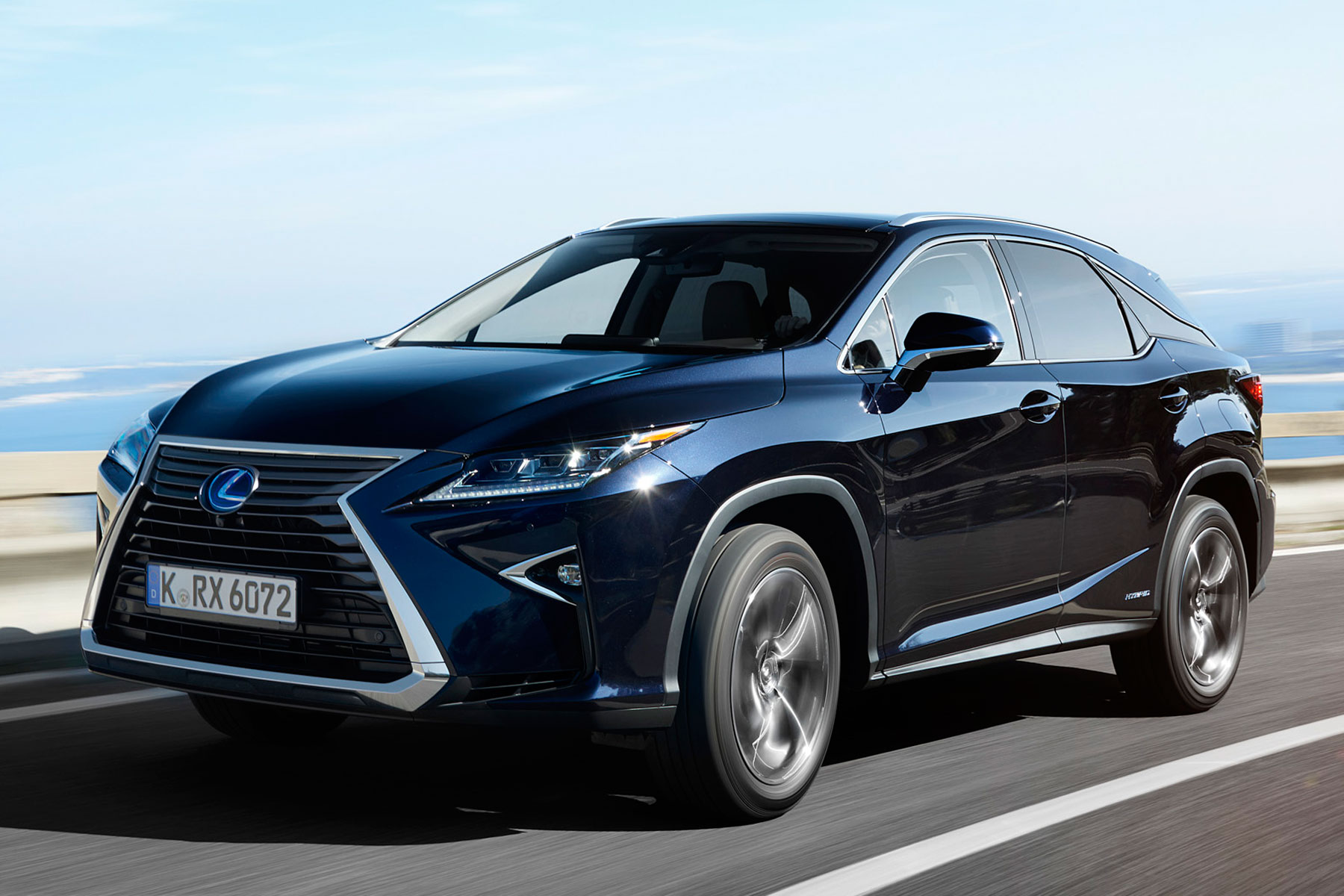 Lexus RX review: 2015 first drive