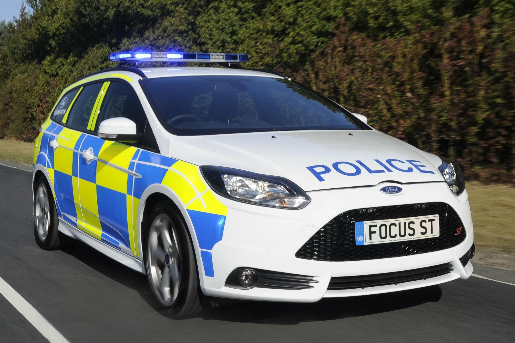 £750,000 police grant