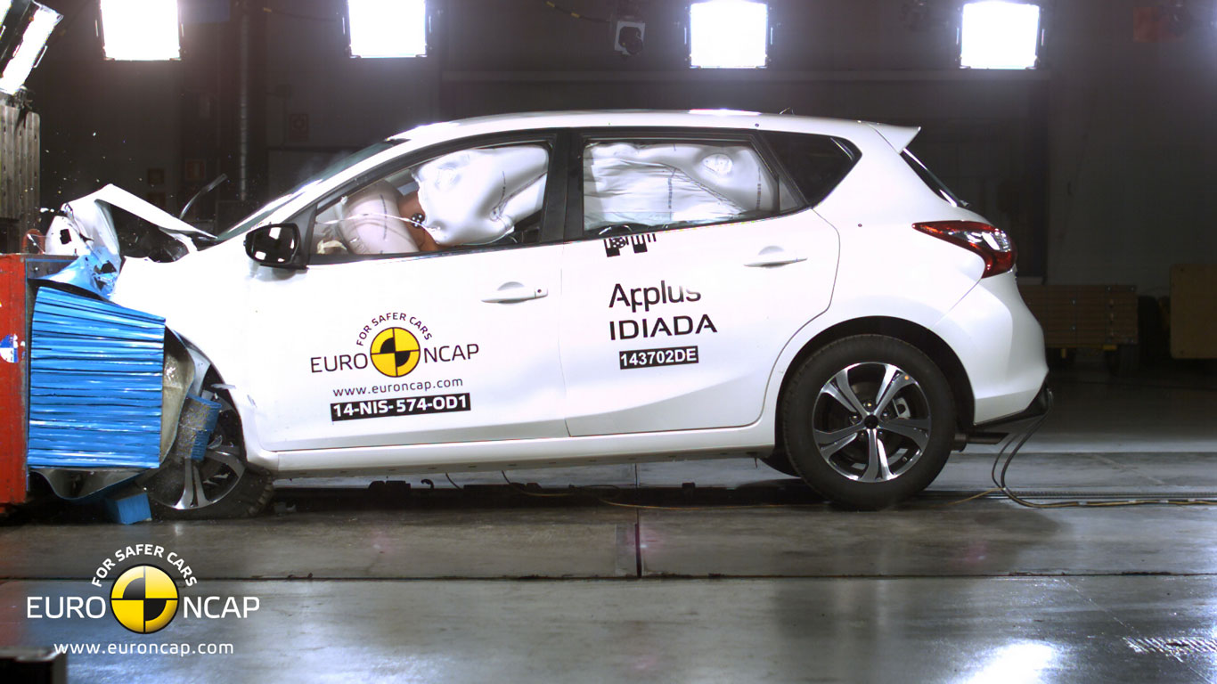 Nissan Pulsar: what about safety?