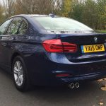 BMW 320d ED Plus long-term test intro