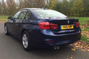 BMW 320d ED Plus long-term test intro