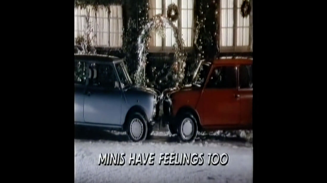 Minis have feelings too