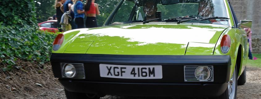 Porsche 914 review