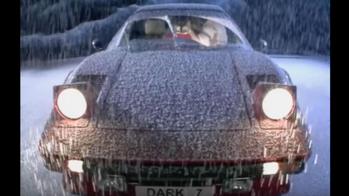 The Darkness Ferrari