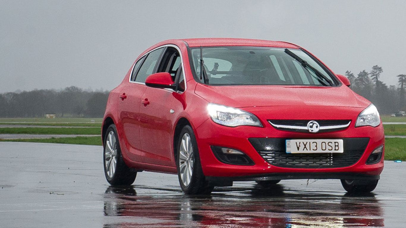 Top Gear's Vauxhall Astra