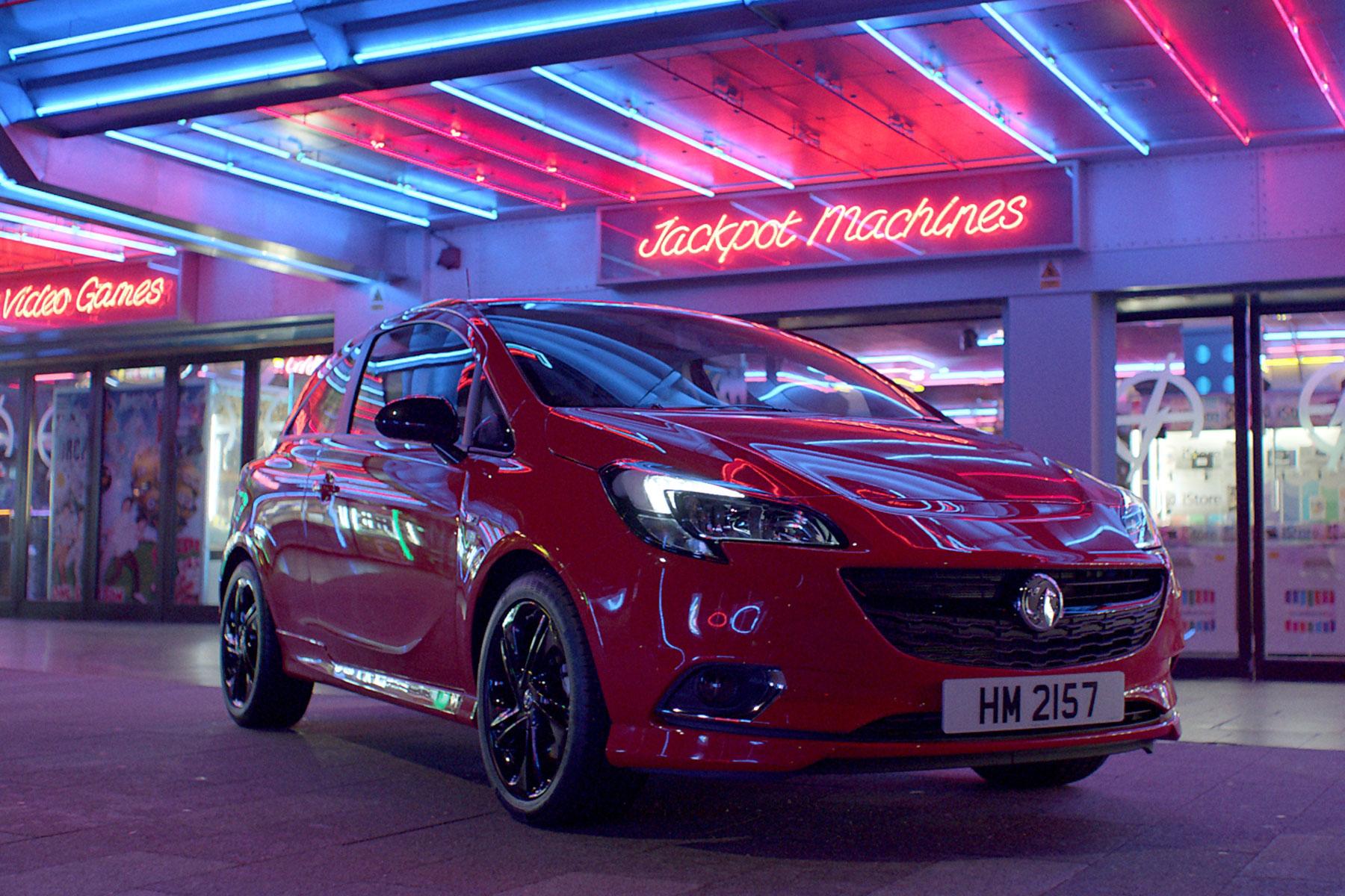 Vauxhall Corsa IntelliLink
