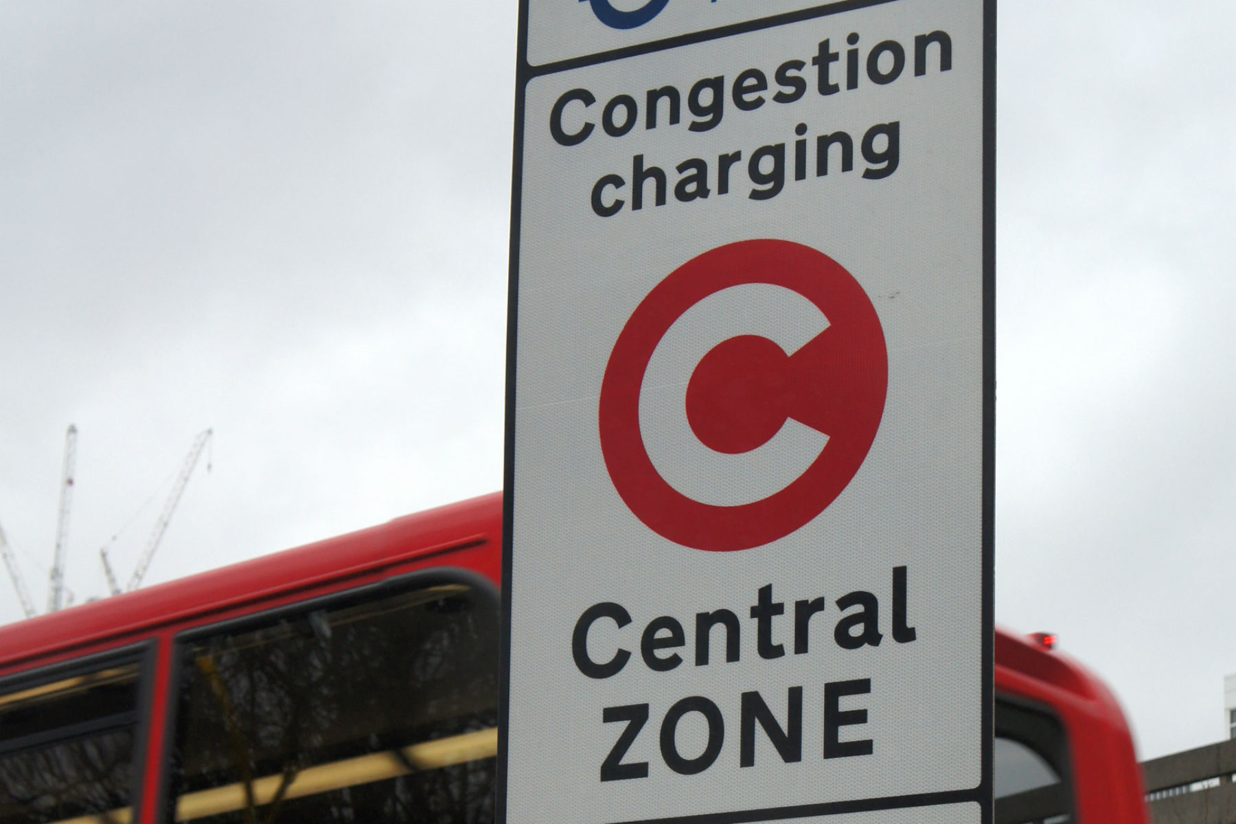 London congestion charge dropped for Christmas