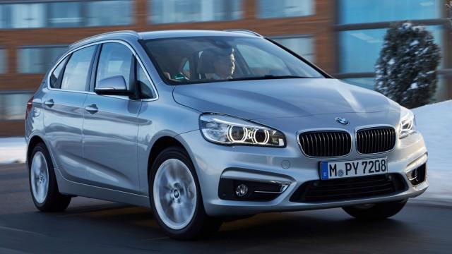 BMW 225xe