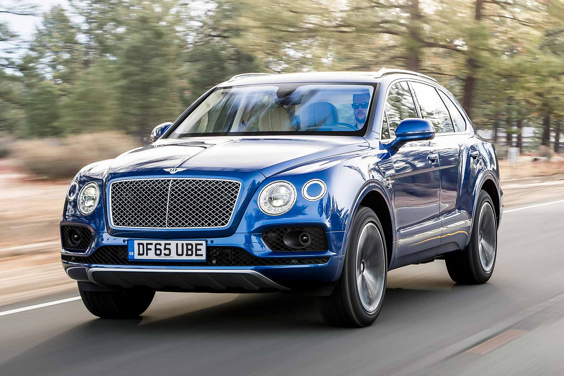 Bentley bentayga weight