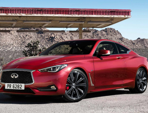 Detroit 2016: new Infiniti Q60 coupe arrives at last