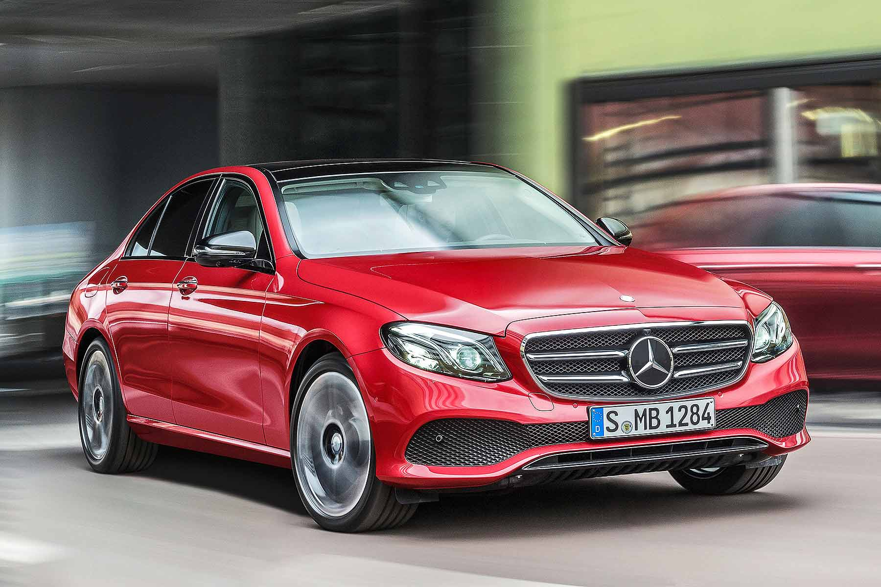 New 2016 mercedes benz e class revealed in detroit for 2016 mercedes benz e class sedan