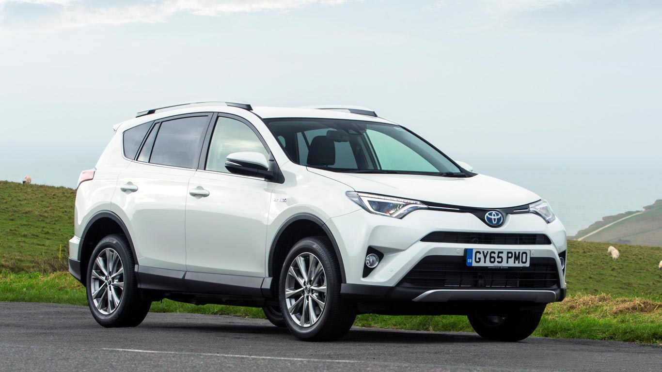 toyota rav4 hybrid two minute road test motoring research. Black Bedroom Furniture Sets. Home Design Ideas