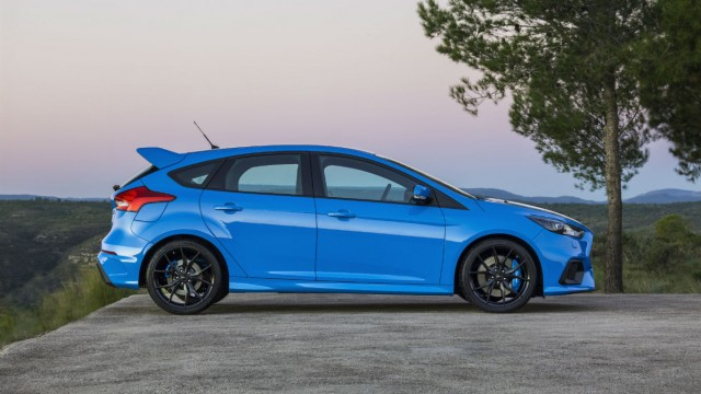 2016 Ford Focus RS: Verdict