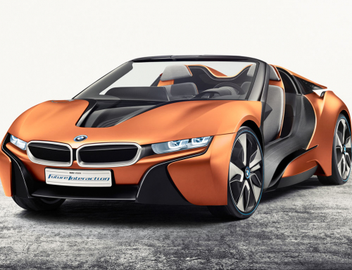 Smart car: BMW's vision of tomorrow's high-tech car – in pictures