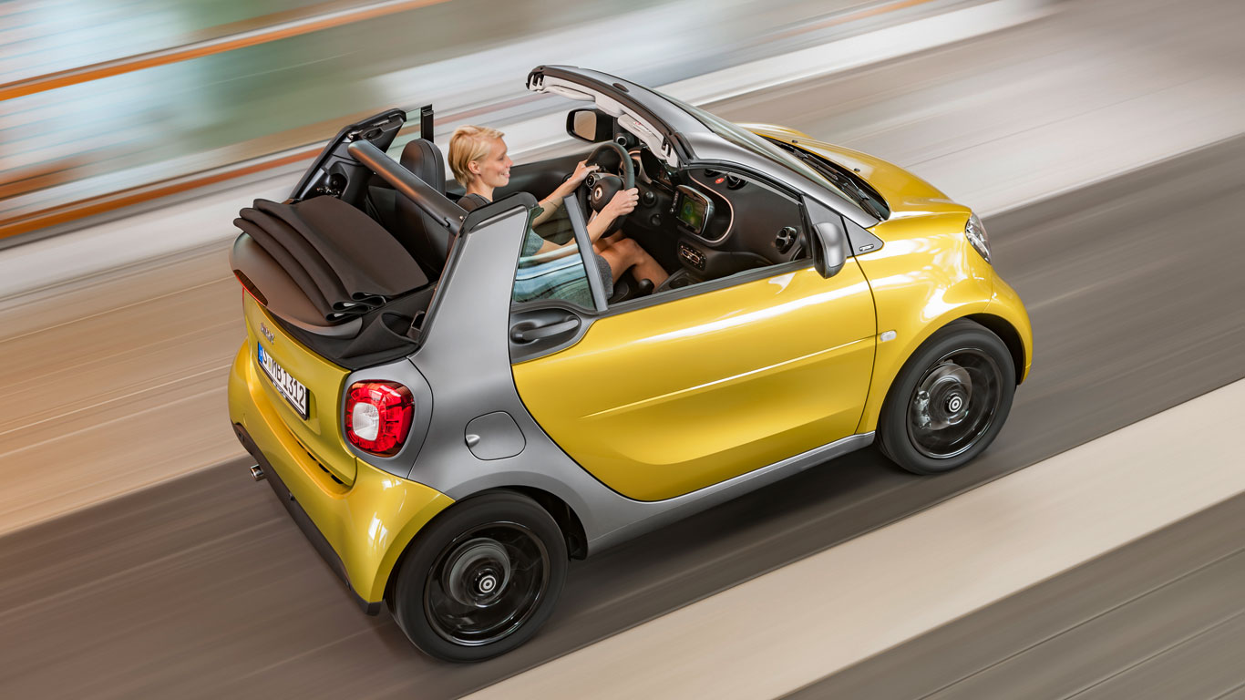Smart ForTwo 1.0 71hp