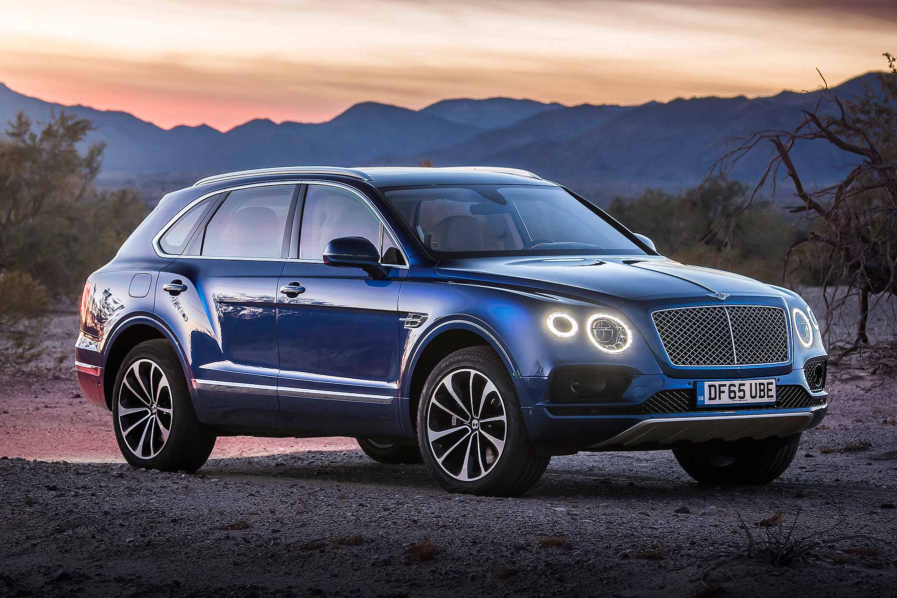 Bentley Bentayga Review 2016 First Drive Motoring Research