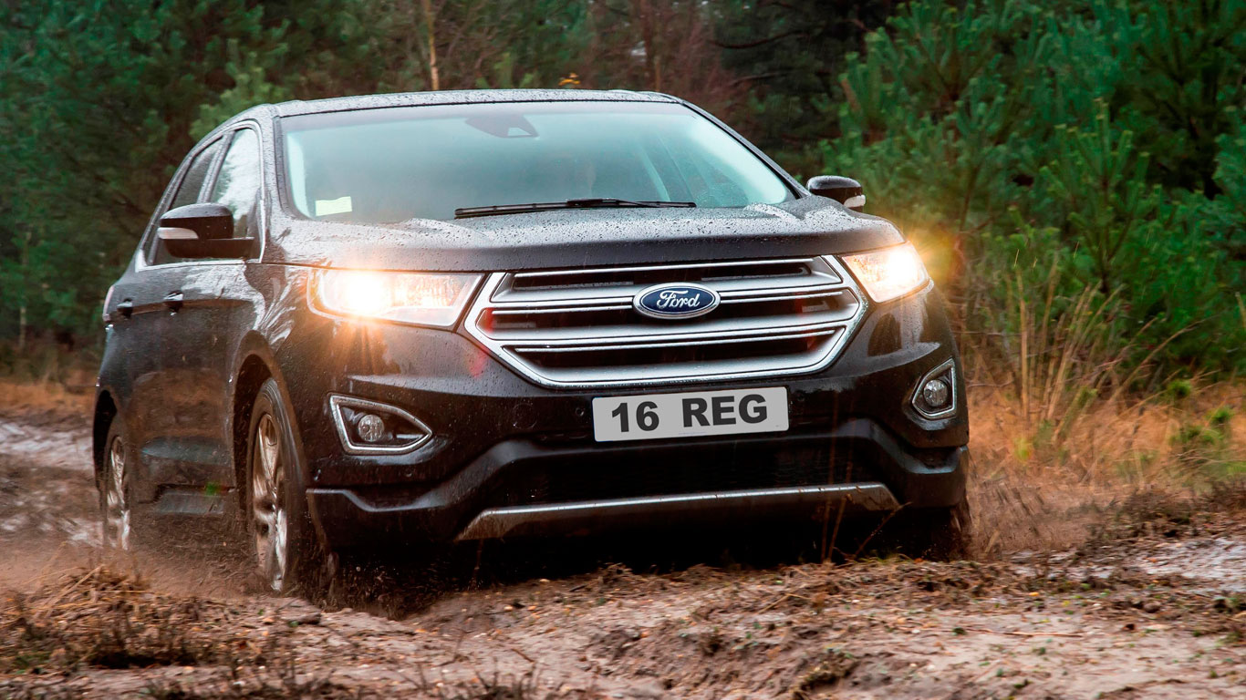 Ford Edge Has Premium Suv Rivals In Its Sights