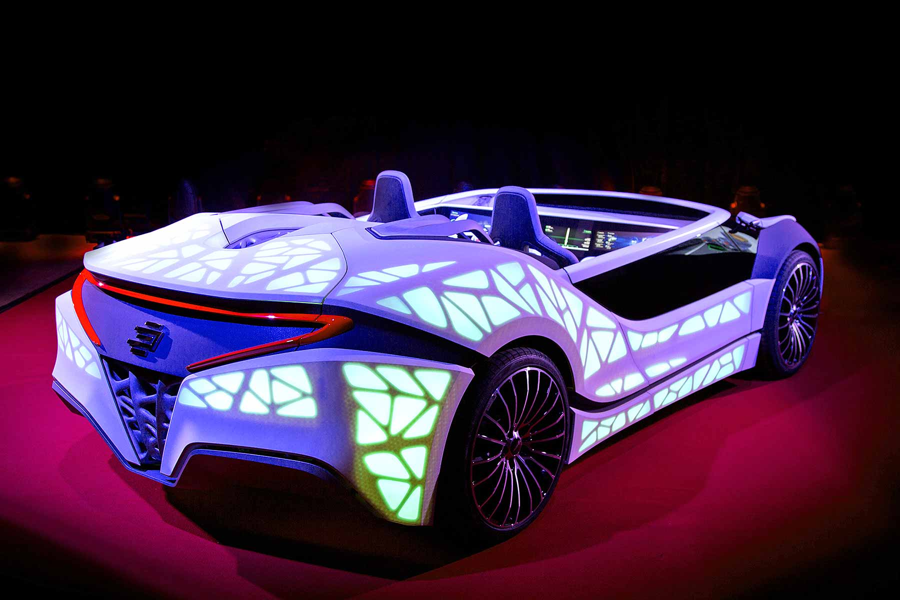 ces cars automated yes bosch concept research january comments