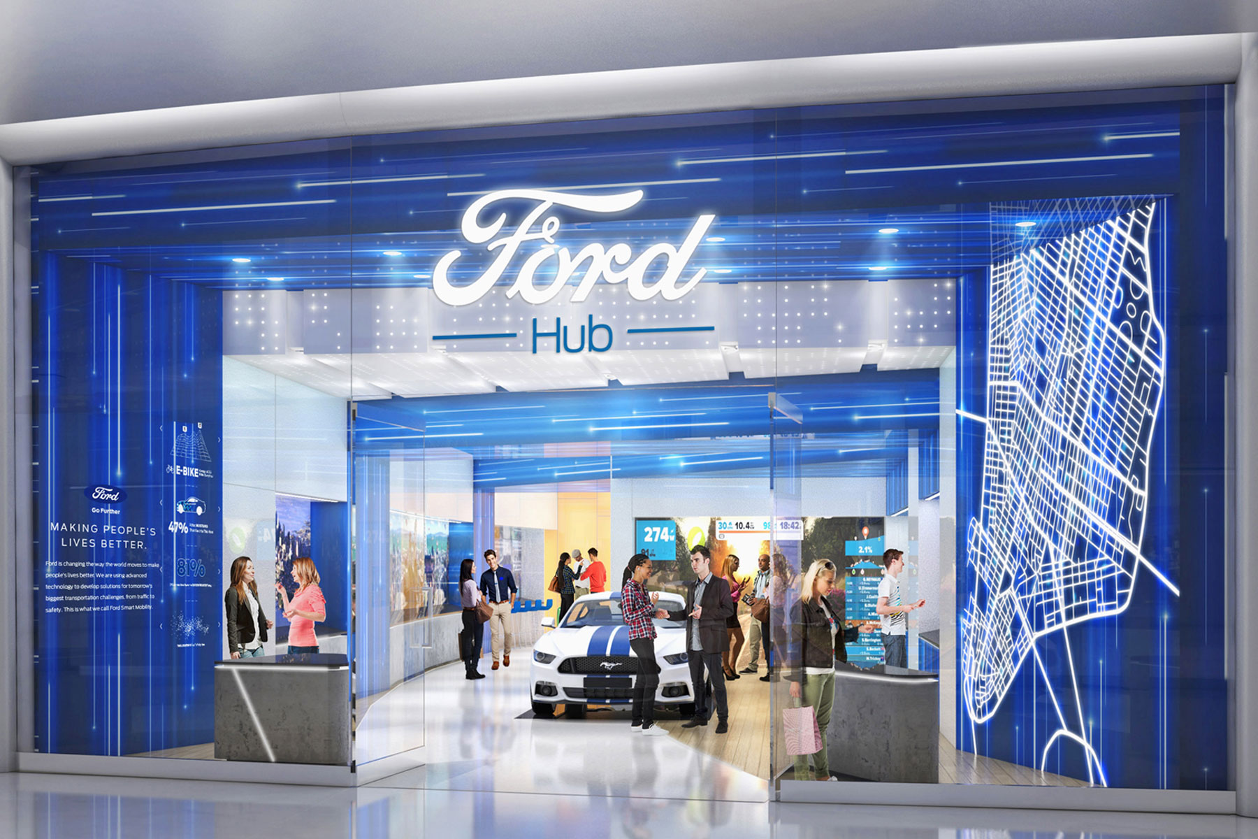 This is how Ford wants to change your life – even if you're not a customer