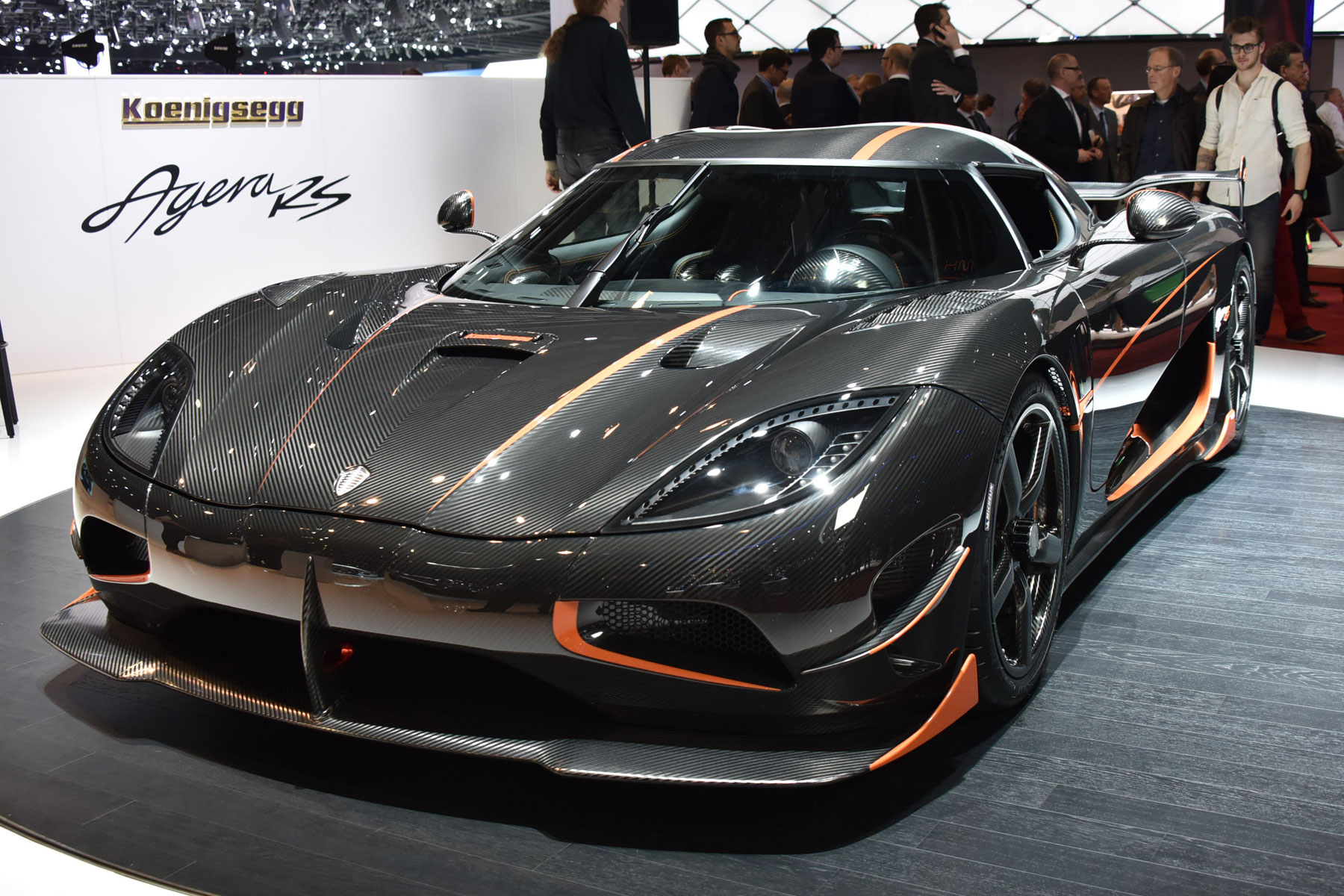 Zero to gone in 10 months: 1,176hp Koenigsegg Agera RS sold out