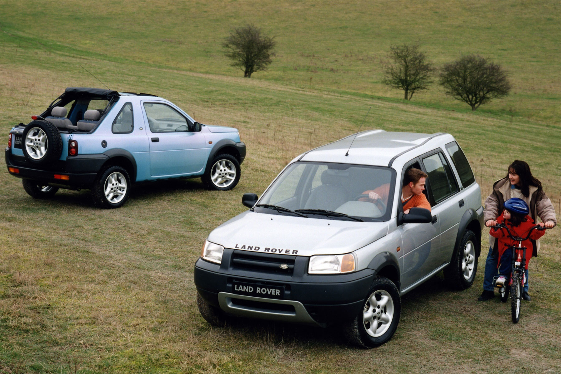 It's official: the Land Rover Freelander is now a classic car