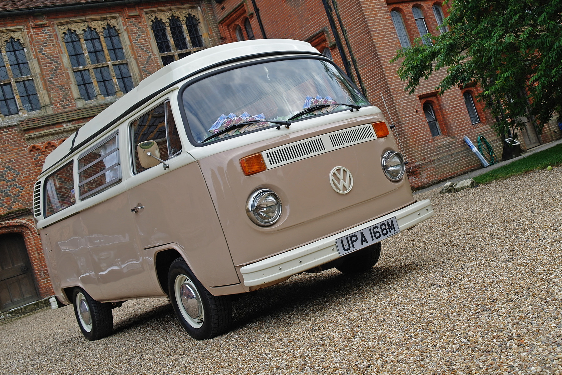 Retro Road Test: Volkswagen Type 2 camper