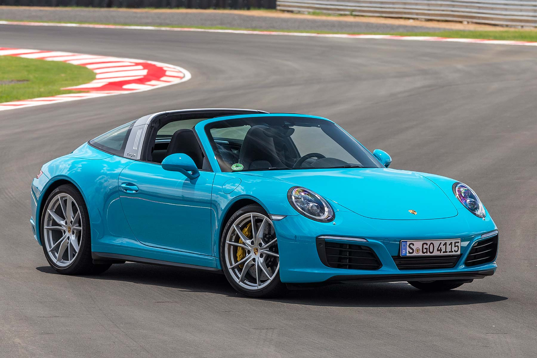 2016 Porsche 911 Targa 4S review: first drive | Motoring ...