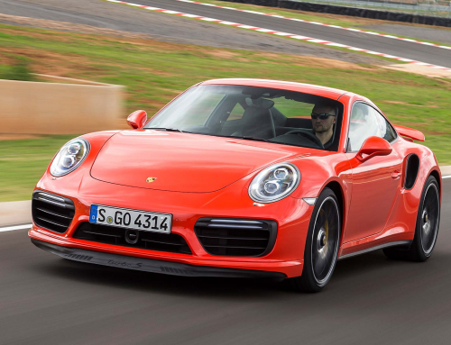 2016 Porsche 911 Turbo S review: first drive