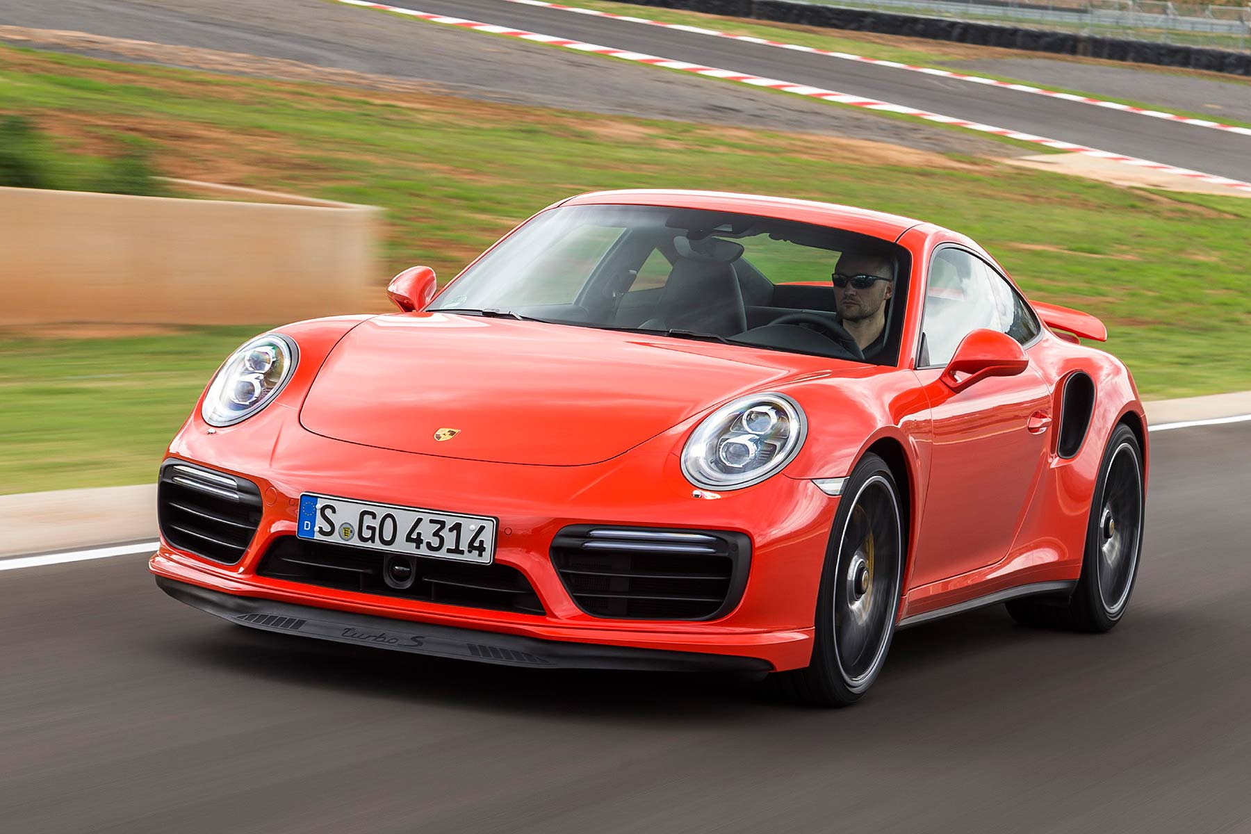2016 porsche 911 turbo s review first drive motoring research. Black Bedroom Furniture Sets. Home Design Ideas