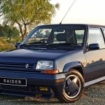 Renault 5 GT Turbo Raider