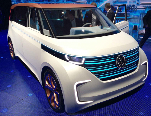 CES 2016: Volkswagen starts with an apology