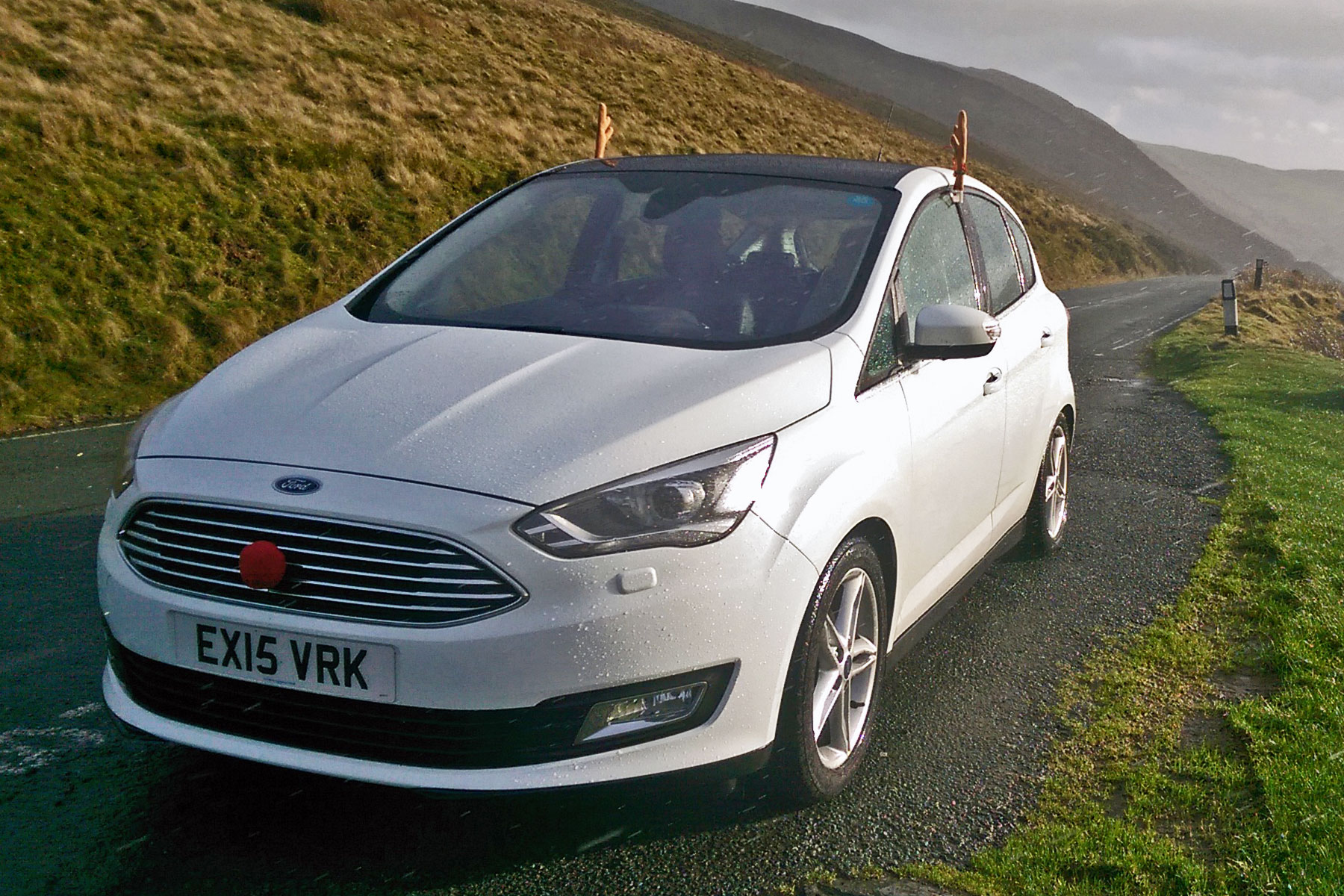 2015 Ford C-Max 1.5 TDCi Titanium X: what happens when driver assistance systems go wrong?