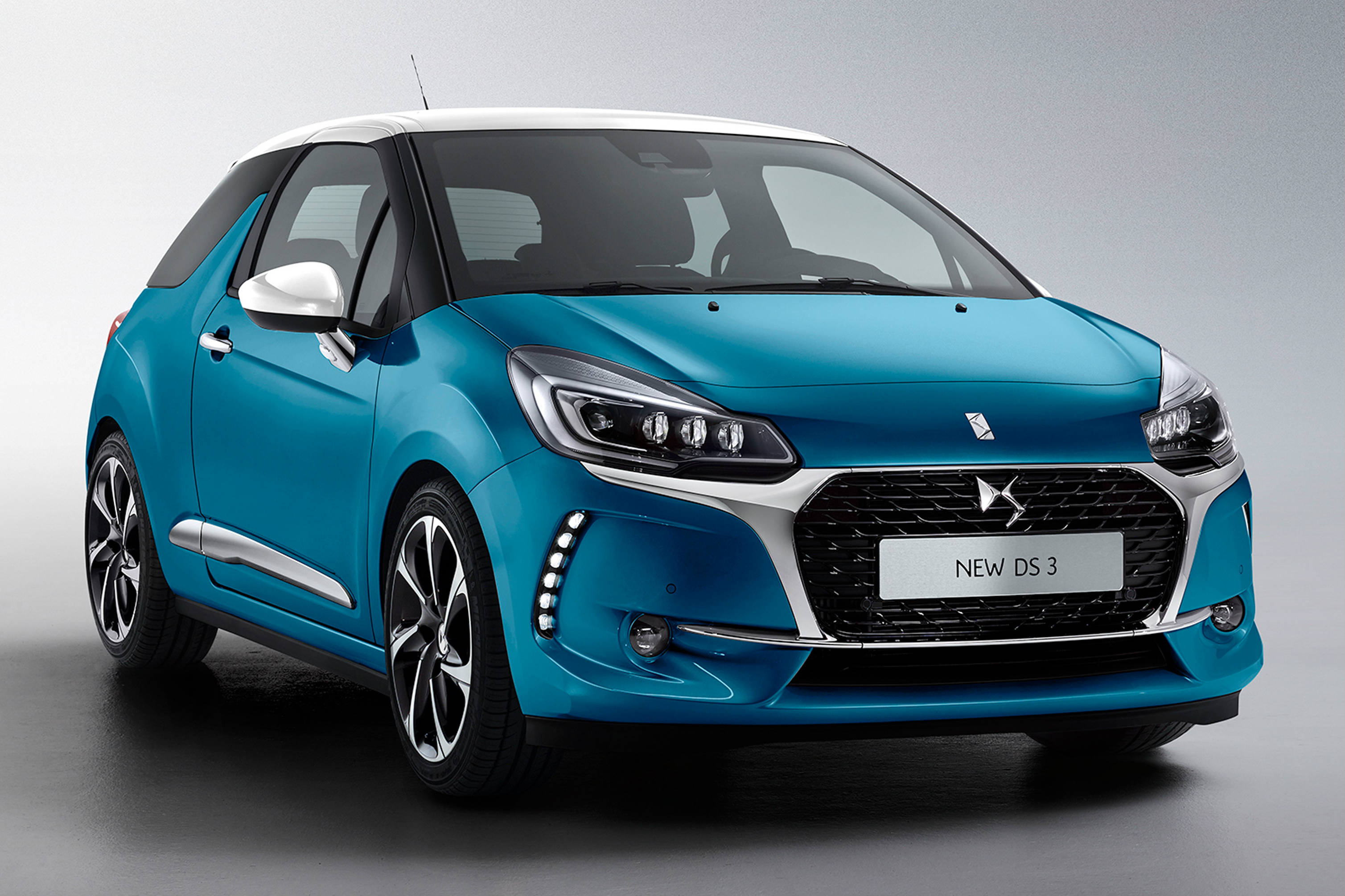 new ds3 revealed it 39 s no longer a citroen motoring research. Black Bedroom Furniture Sets. Home Design Ideas