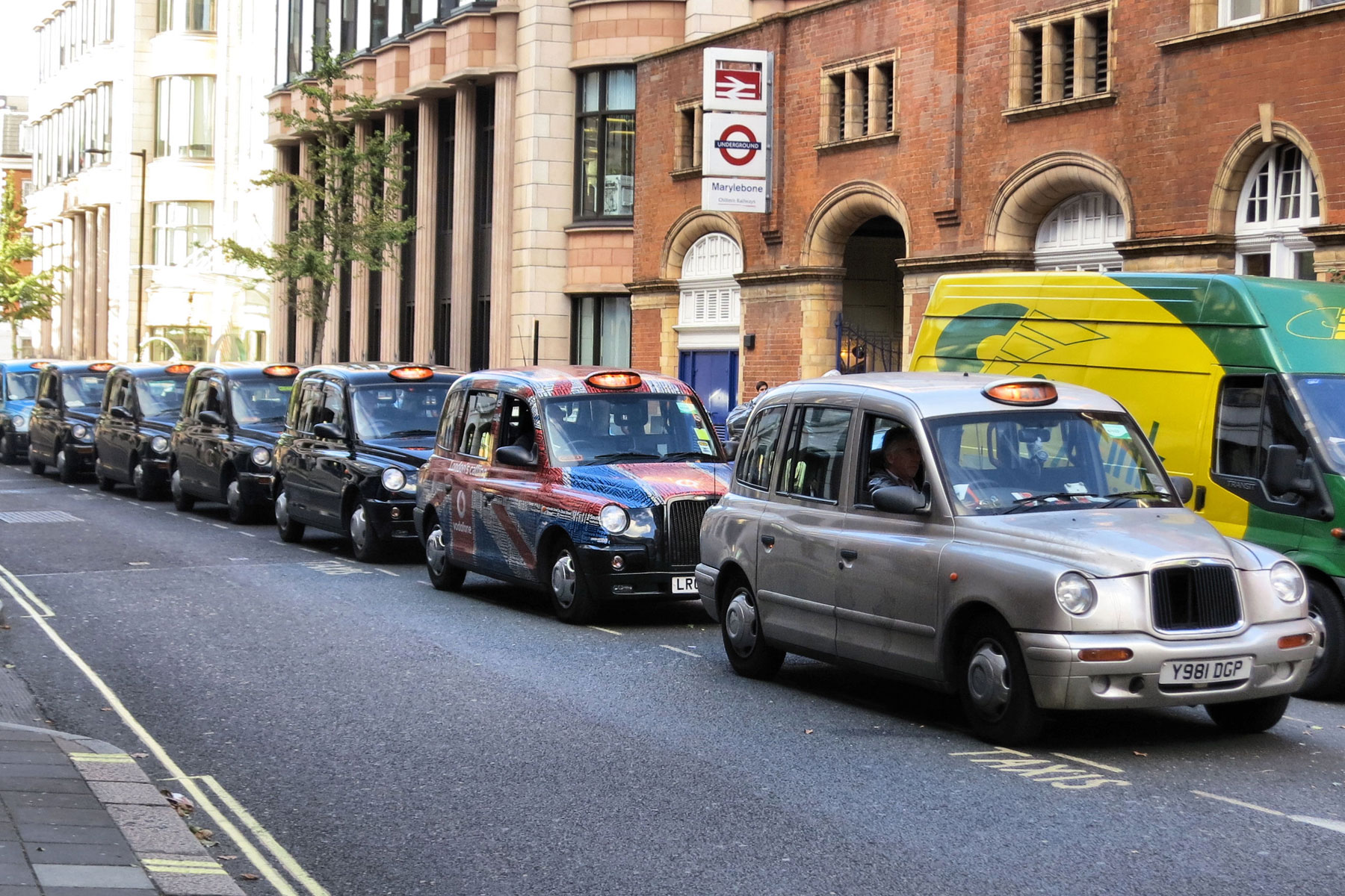 This is how London taxi drivers responded to our story about Toyota Prius Uber drivers