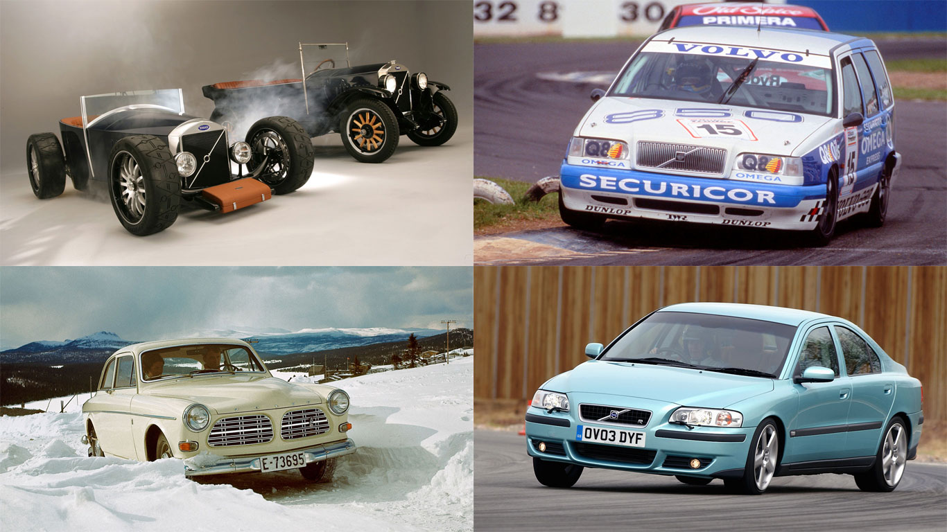 Best Volvos of all time