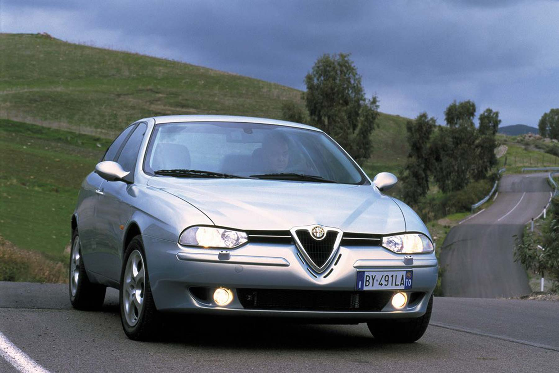 Great Motoring Disasters Alfa Romeo 156 Research Pinterest Front