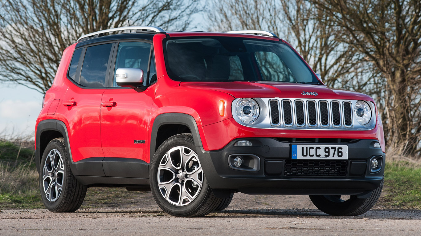jeep renegade 2 0 multijet 4wd limited two minute road test motoring research. Black Bedroom Furniture Sets. Home Design Ideas