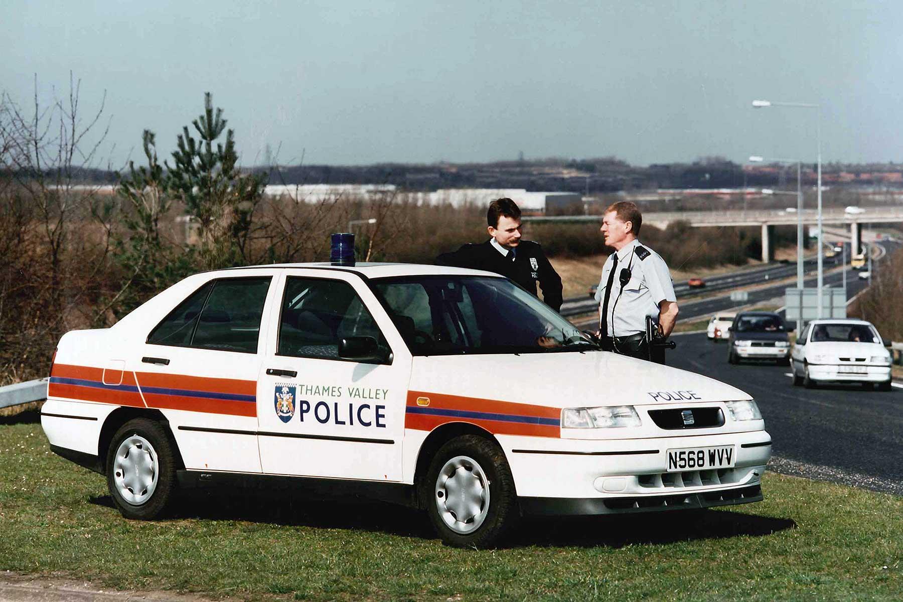 SEAT Toledo Mk3