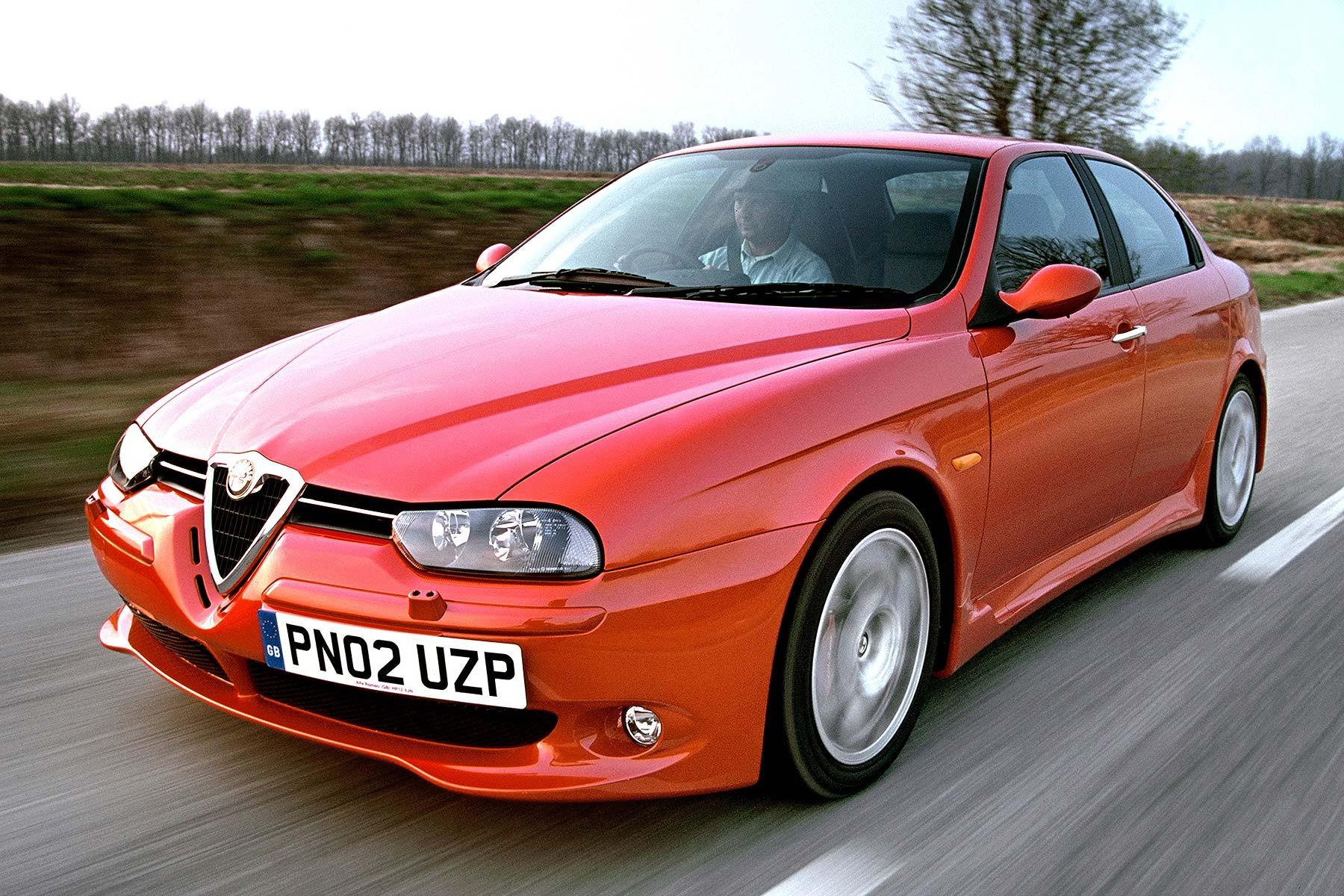 great motoring disasters alfa romeo 156 motoring research rh motoringresearch com Alfa Romeo 166 Alfa Romeo Giulia
