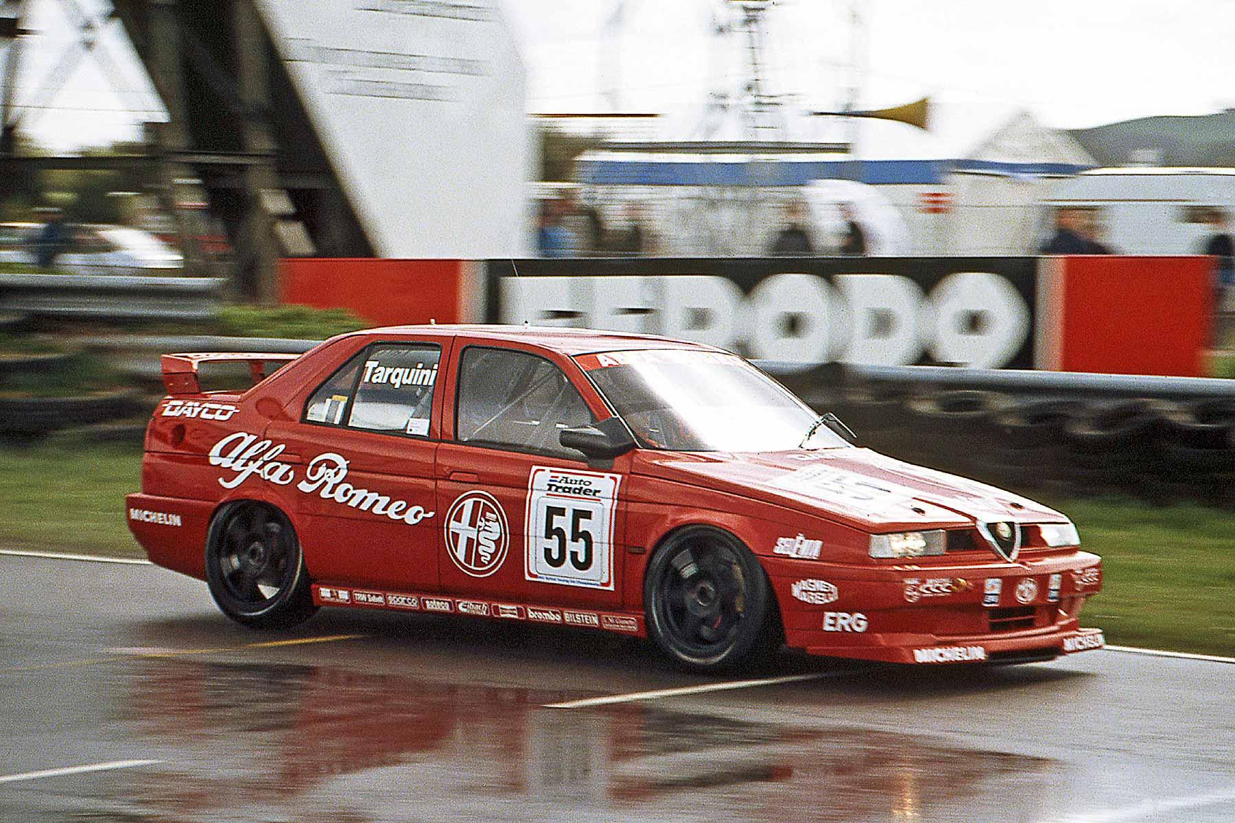Alfa Romeo 156 Btcc Super Touring Car: Alfa Romeo 155 BTCC